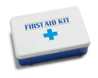 <b>Travel first-aid kit for your lil' one</b>