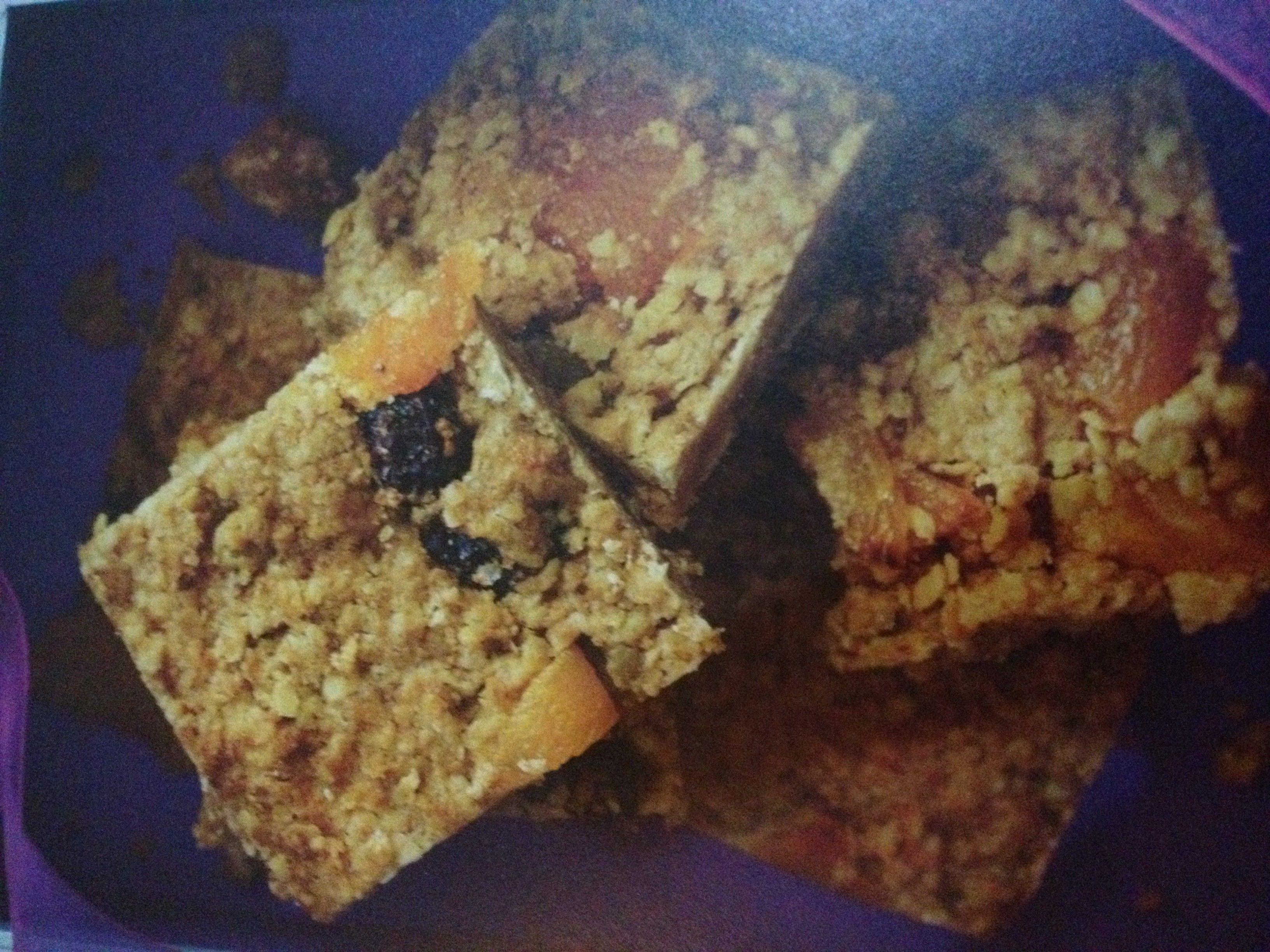 <b>Recipe: Mixed dry fruit and apricot crun...</b>