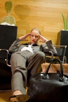 A stressed out woman/freedigitalphotos.net