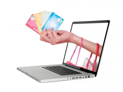 Online shopping/freedigitalphotos