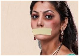 <b>Domestic violence: Signs women ignore!</b>