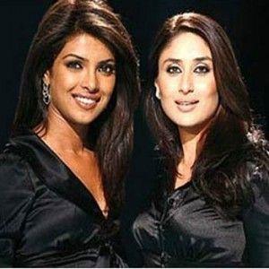 Kareena and Priyanka