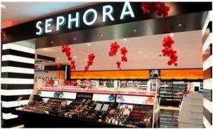 Sephora Delhi store