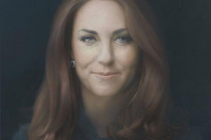 The portait of Duchess Kate/facebook
