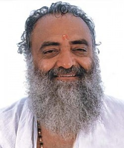 Tongue in cheek: Asaram