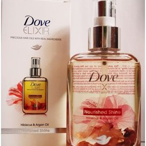 <b>Review: Dove Elixir Hibiscus and Argan O...</b>