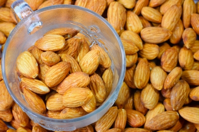 Almonds/freedigitalphotos