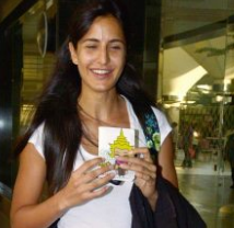 <b>Checkout: Katrina's no makeup look!</b>