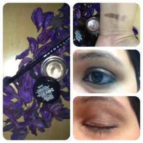 <b>Review:Maybelline Colour Tattoo in Bad T...</b>