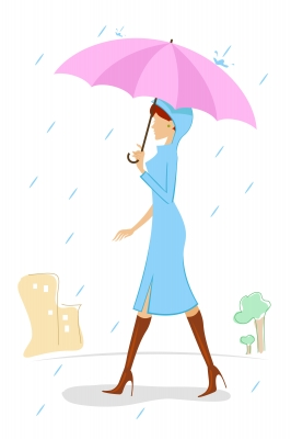 Stay healthy during rains