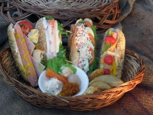 NON VEG HOT DOG SAMPLER