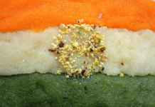 Tiranga Halwa by Bellagio