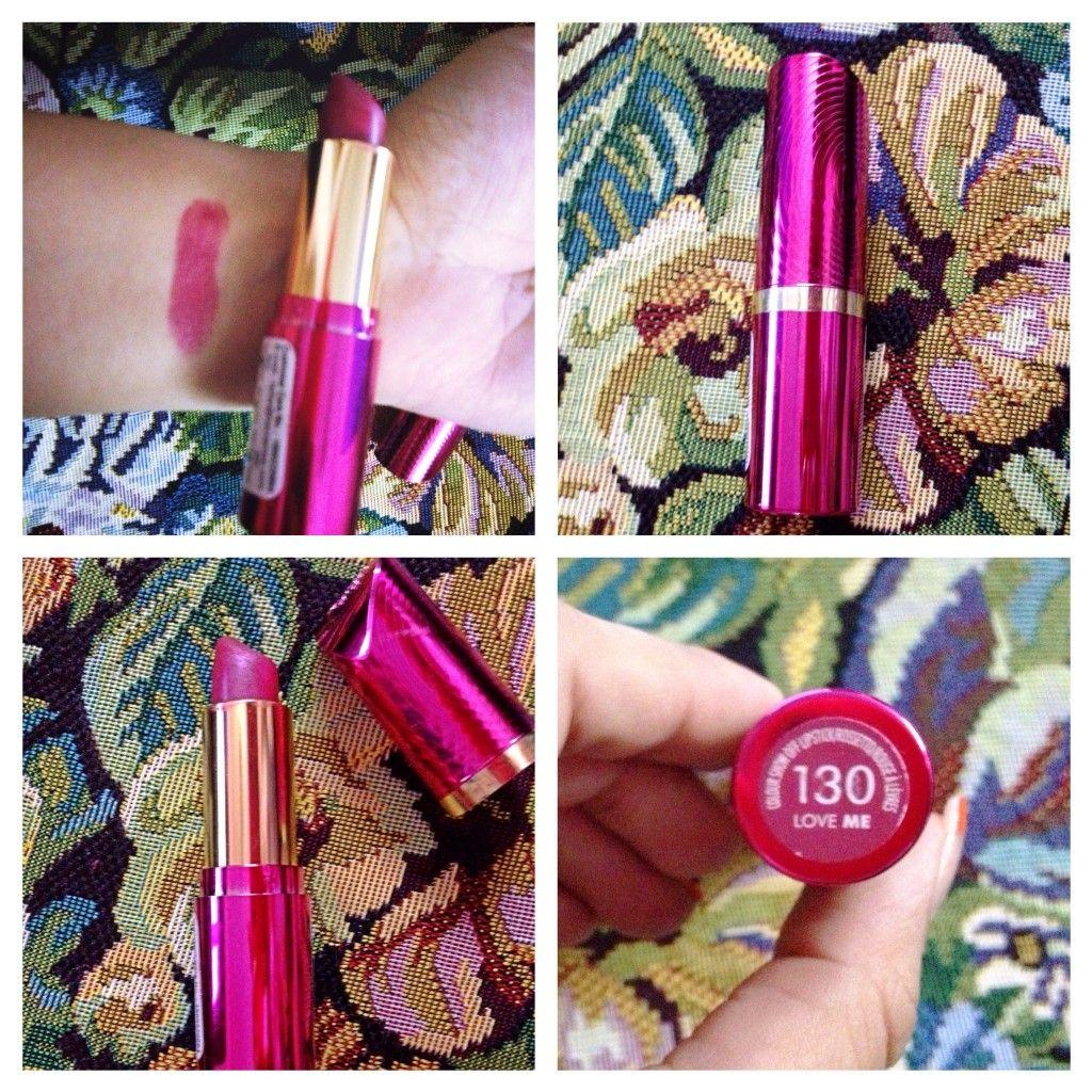 Rimmel Love Me Lipstick