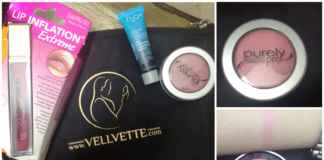 Review: The 'ticket to Hollywood' August Vellvette box