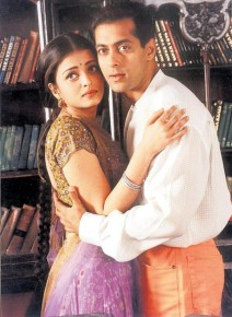 Salman, Aishwarya in old times