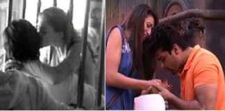 Apurv Shilpa kiss, Kushal Gauahar flirt