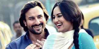 A stil from Bullett Raja