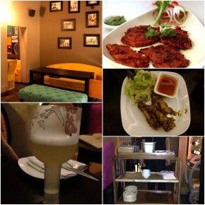 <b>Food Review: Trolleys, Khan Market</b>