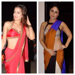 Ameesha Patel and Kareena Kapoor