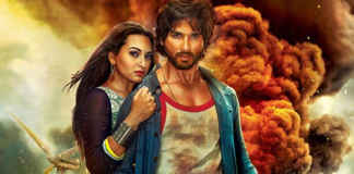 Shahid and Sonakshi in R..rajkumar