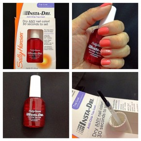 <b>Review: Sally Hansen Insta-Dri Anti-Chip...</b>