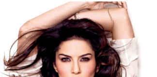 Sunny Leone for Maxim