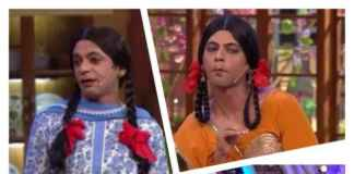 Gutthi in Comedy Nights with Kapil