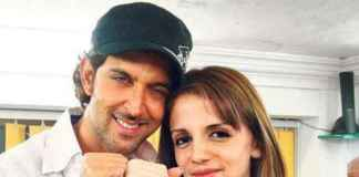 Hrithik, Sussanne in happier times