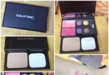 Expert Colorbar Get-The-Look Makeup Kit in Alluring Beauty