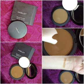 <b>Expert review: Inglot Pressed Powder 31</b>