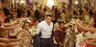 A still from Jai Ho