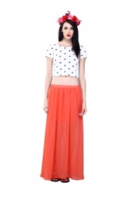 Crop top style statement by FabAlley