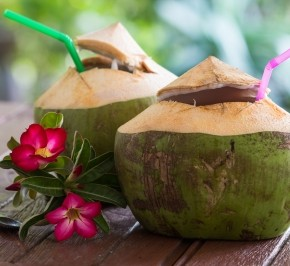 <b>Beauty benefits of coconut</b>