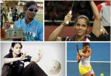 Top Indian sportwomen