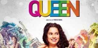 Kangana as Queen