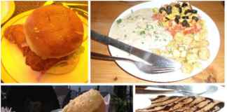 Popular eateries on Mall Road, Shimla