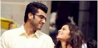 Alia and Arjun in 2 States