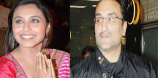 Rani Mukerji and Aditya Chopra finally tie the knot