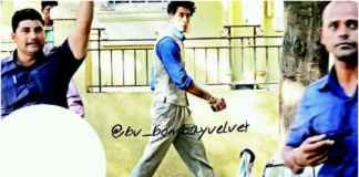 First look of Ranbir Kapoor in Bombay Velvet