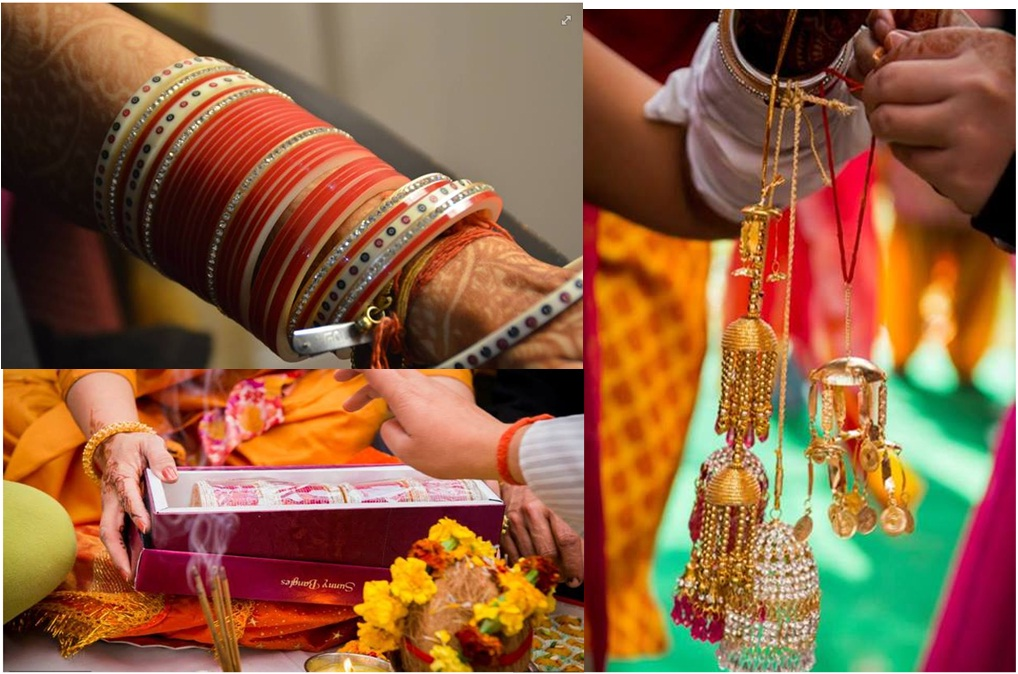 Importance of Chooda & Kalire in Punjabi weddings