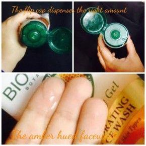 Biotique Hydrating Face Wash Bio Honey Gel