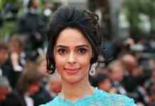 Mallika Sherawat at Cannes 2014 Opening ceremony