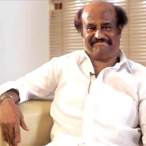 Rajinikanth is here!