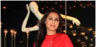 Rani Mukherji after marriage