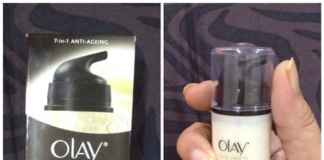 Olay Total Effects 7-in-1 Anti Ageing Cream
