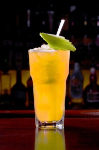 Pineapple Fruit Cooler