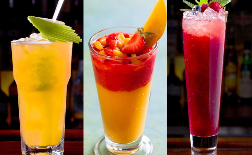 Fruit coolers by Creamica