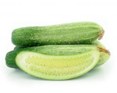 Cucumber is good for skin/freedigitalphotos