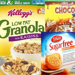 <b>Food labels mislead shoppers!</b>