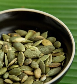 <b>Why pumpkin seeds are good for you</b>
